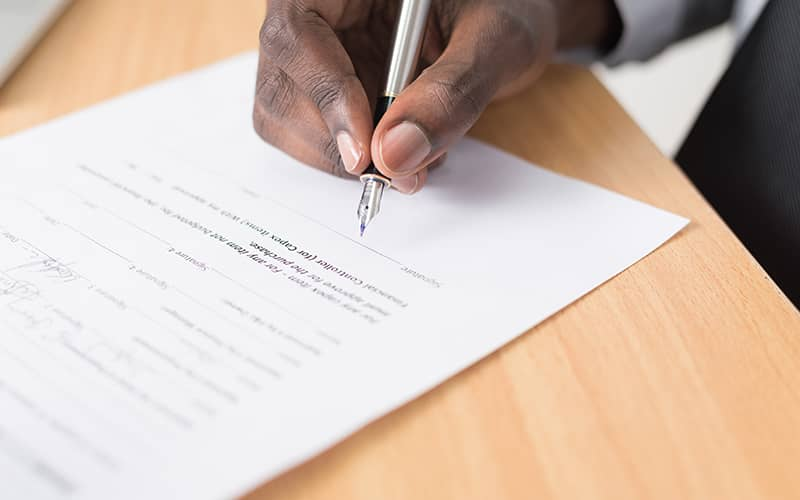 The Basics of Agreements and Contracts